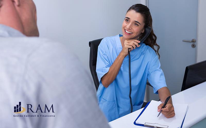 Tem Certeza De Que Sua Clinica Medica Esta Funcionando Da Maneira Mais Lucrativa Possivel Post (2) - Ram Assessoria Contábil