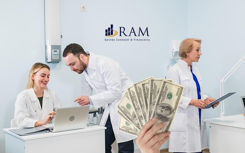 4 Dicas De Controle Financeiro Para Consultorios Medicos Post - Ram Assessoria Contábil