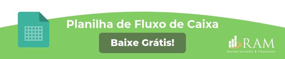 Planilha De Fluxo De Caixa para Clínica Médica- Ram Assessoria Contábil