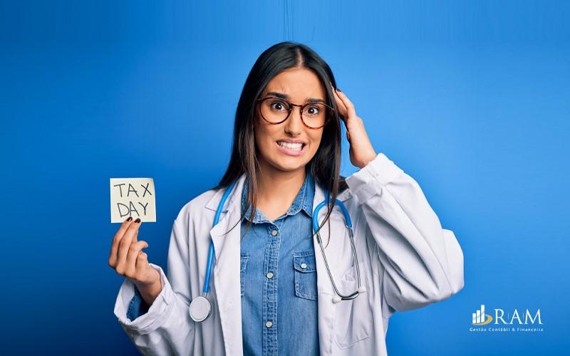 Como Iss Sobre Servicos Medicos E Aplicado Em Clinicas Medicas - Ram Assessoria Contábil