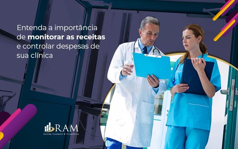 Entenda A Importância De Ter Um Bom Controle De Despesas Em Sua Clínica Médica!