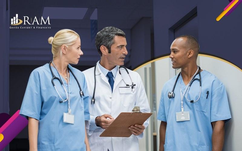 Contratação De Médicos Saiba Com Fazer Em Sua Clínica - Ram Assessoria Contábil