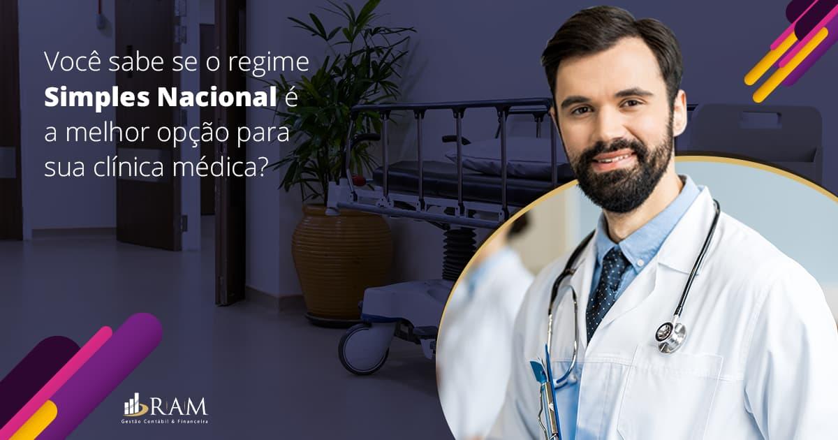 Voce Sabe Se O Regime Simples Nacional E A Melhor Opcao Para Sua Clinica Medica Linkedin - Ram Assessoria Contábil