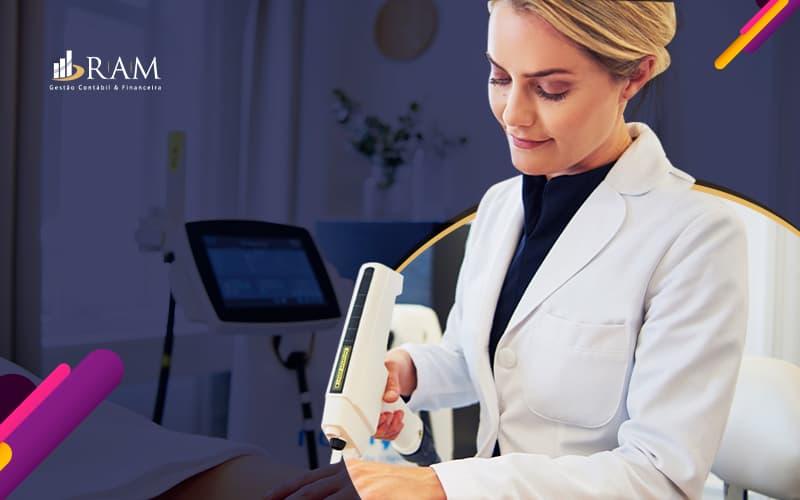 Saiba Como Estar Em Dia Com Os Impostos De Sua Clinica De Estetica Confira A Descricao Post (1) - Ram Assessoria Contábil