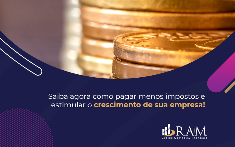Pagar Menos Impostos - Ram Assessoria Contábil