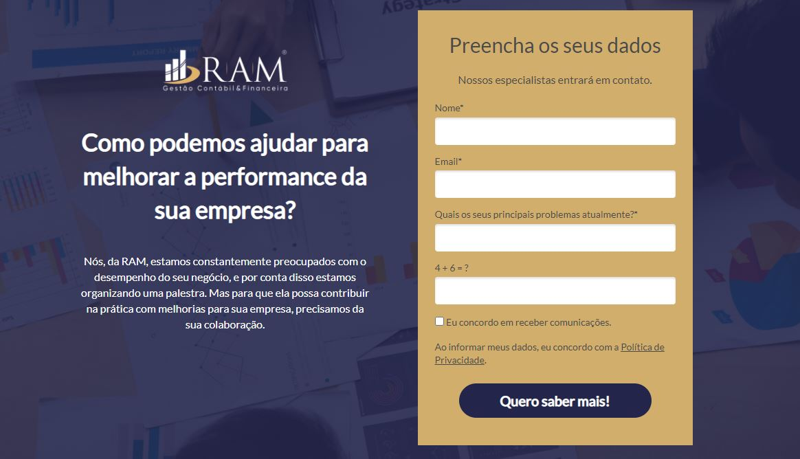 Gestaoempresarial - Ram Assessoria Contábil